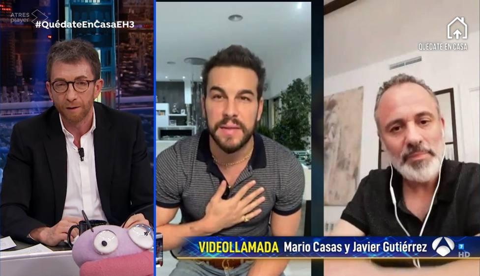 El bonito mensaje que Mario Casas y Pablo Motos han enviado a Dani Rovira: Es un luchador