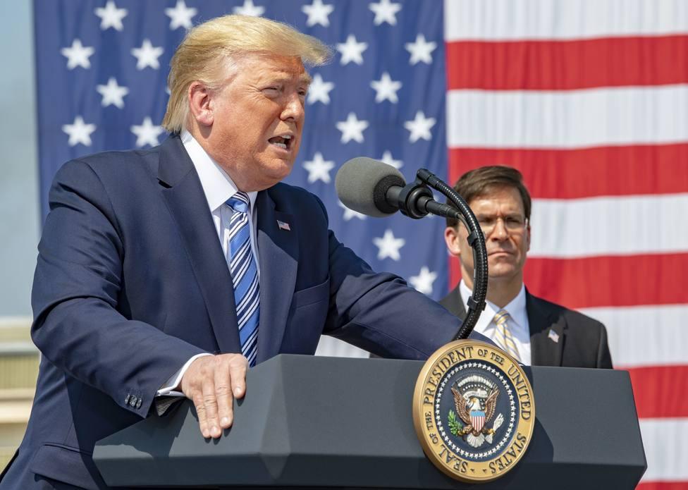 Trump avisa de que las dos próximas semanas serán muy difíciles en EEUU por el coronavirus