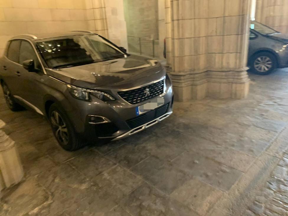 Nuevo vehículo adquirido por el Ayuntamiento de Barcelona