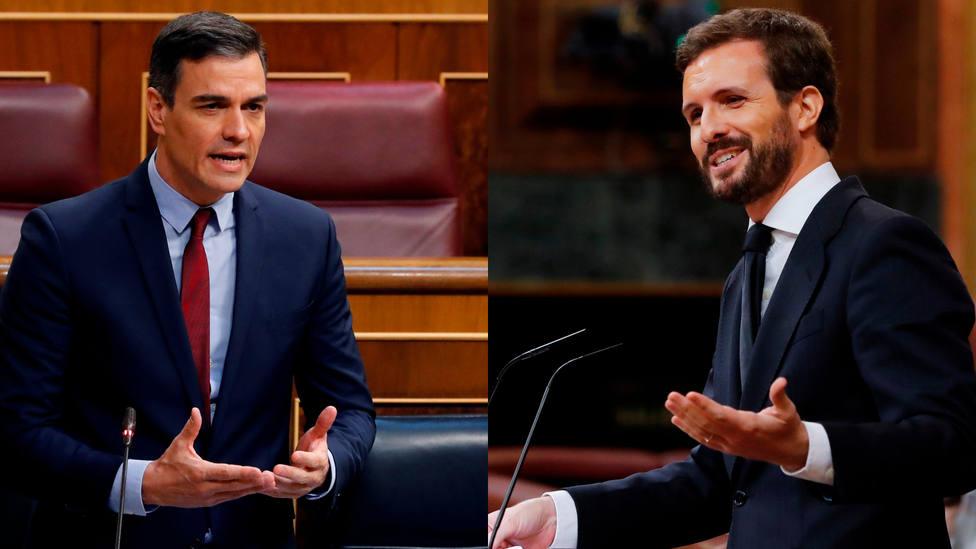 Así ataca el PSOE a la oposición desde su periódico de 1886: Casado se rinde a las sombras y sus monstruos