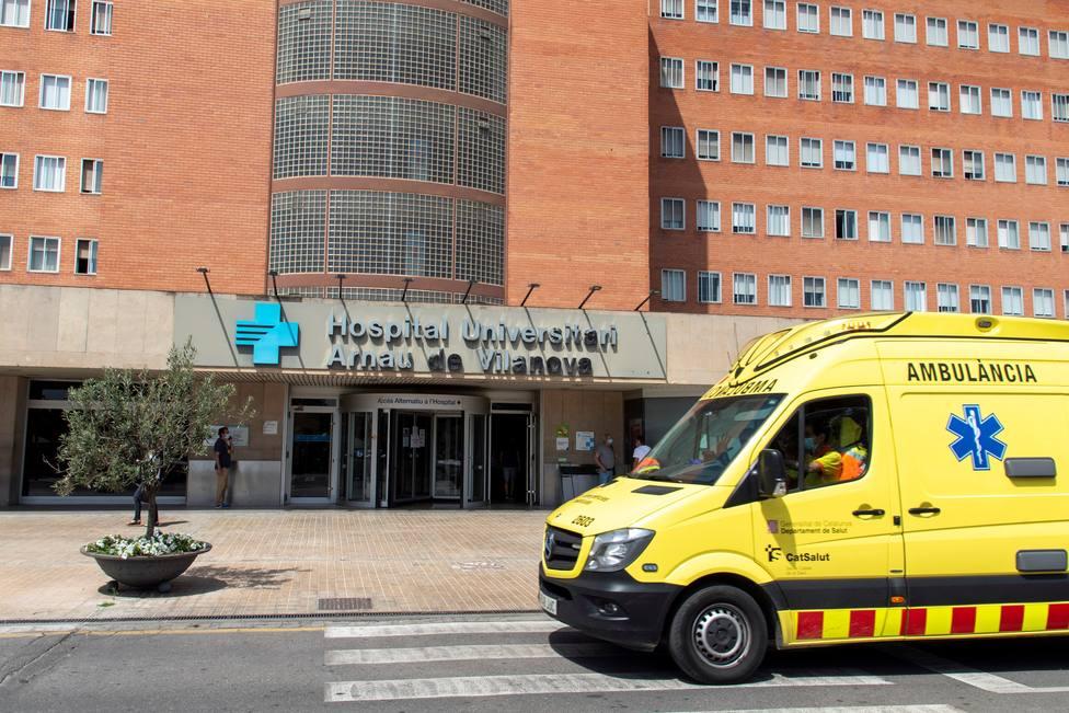 Hospitales de Lleida registran 5 nuevos ingresos y 8 altas en las últimas horas