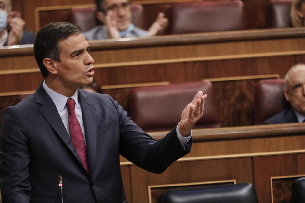 Sánchez explicará los objetivos del fondo europeo en el Congreso