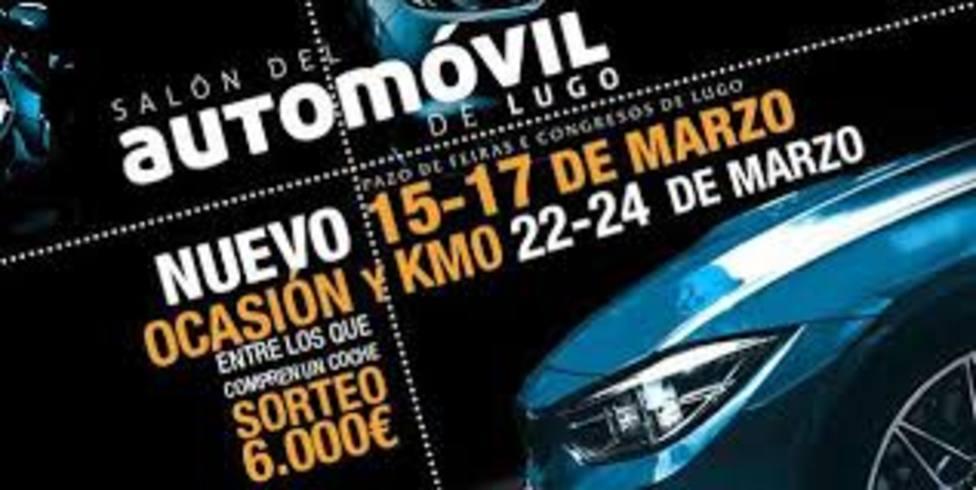 Queda aplazado hasta el próximo año el Salón del Automóvil de Lugo