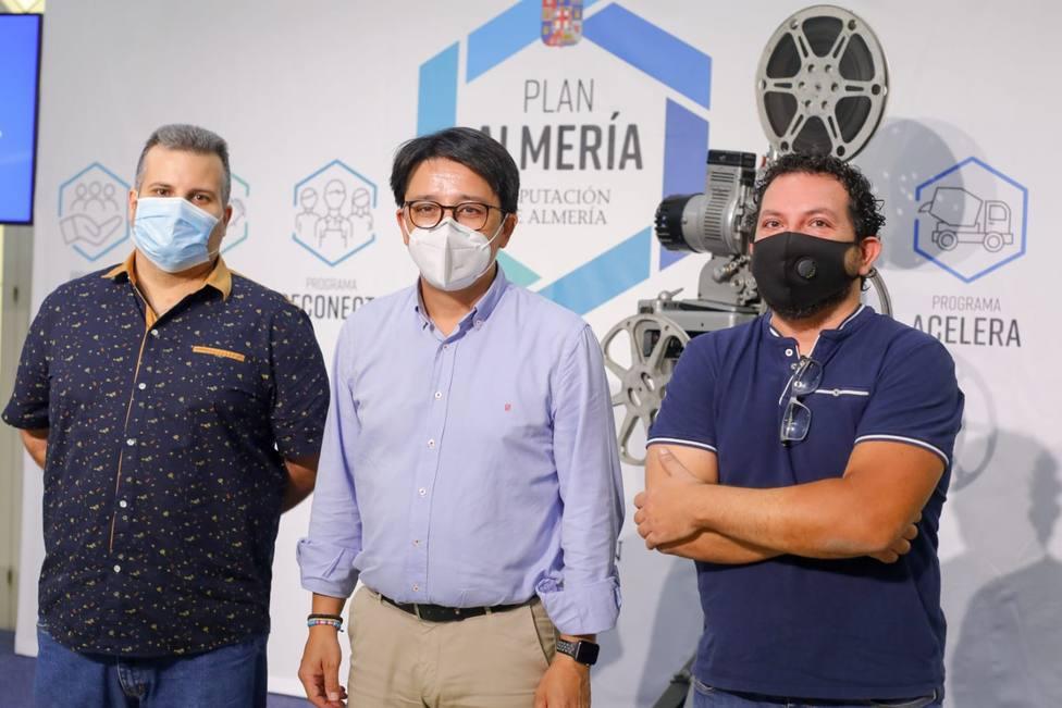 Cinco cursos y un taller gratuitos para formar a los profesionales del sector audiovisual en Almería