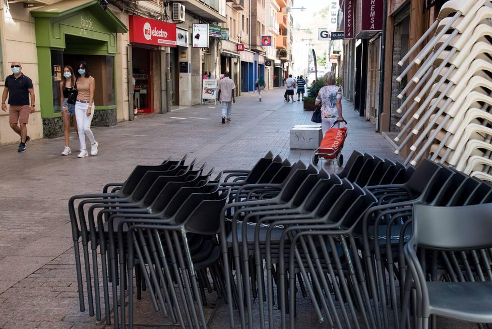 El Govern propone que se permita la apertura interior de bares en Lleida