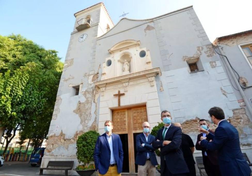 El Ayuntamiento rehabilitará fachadas de once inmuebles de alto valor artístico ubicados en Murcia y pedanías