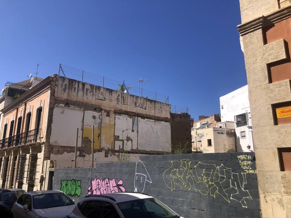 Almería contará con un aparcamiento para residentes en el Casco Histórico