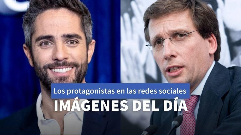 Roberto Leal y Martínez Almeida