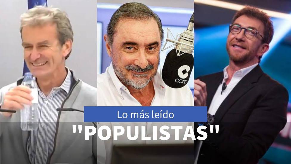 El líder internacional con el que Herrera compara a Sánchez, entre lo más leído de este jueves