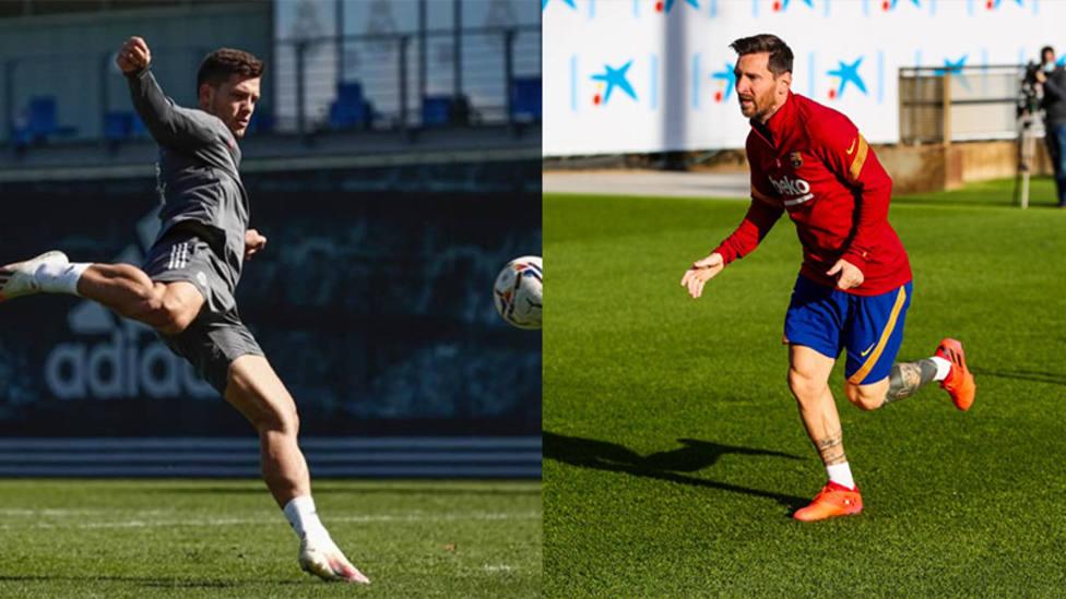 Jovic; Messi