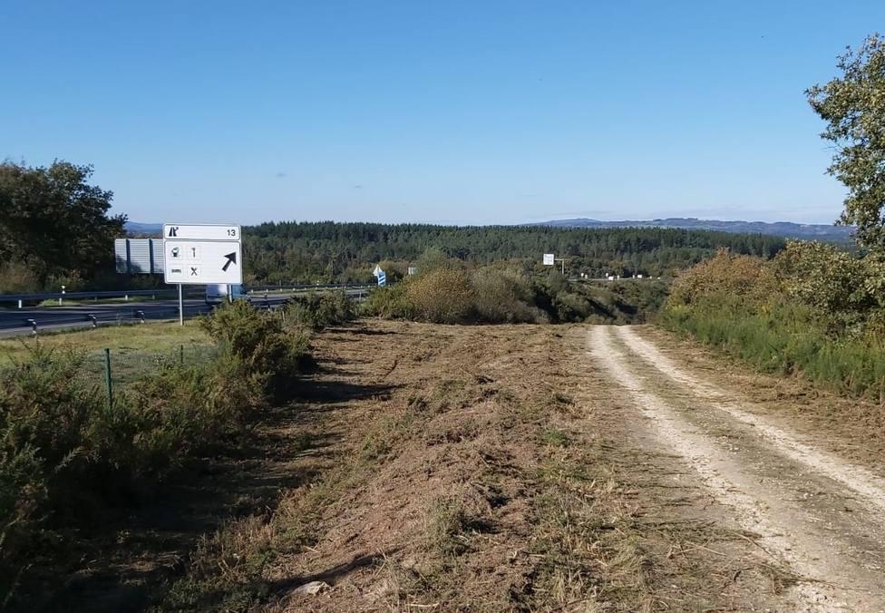 Arrancan las obras para transformar el corredor Nadela-Sarria en una autovía