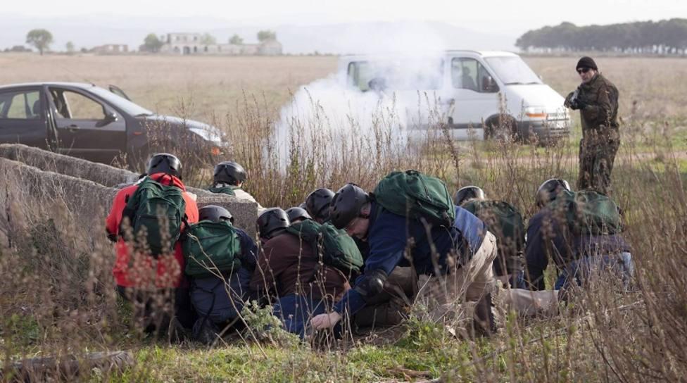 La Asociación Profesional de la Guardia Civil pide el cierre del CAE de Logroño por un brote de COVID-19