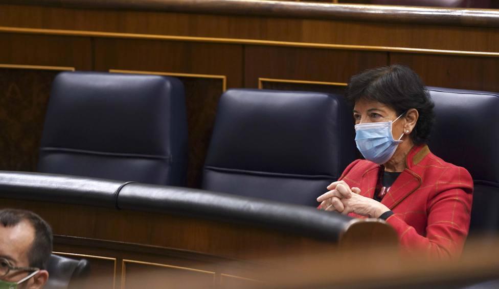 El Congreso aprueba la Ley Celaá entre las críticas de la oposición