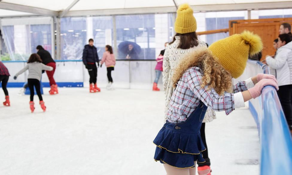 Santiago sí tendrá pista de hielo estas Navidades: en Área Central