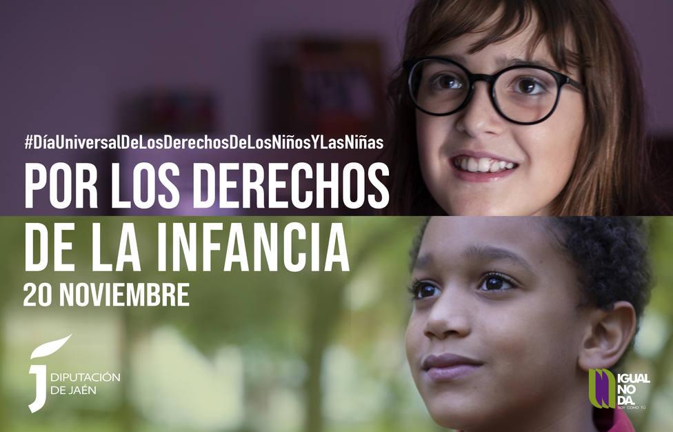 El Palacio de la Diputación se iluminará de azul para conmemorar el Día Mundial de la Infancia