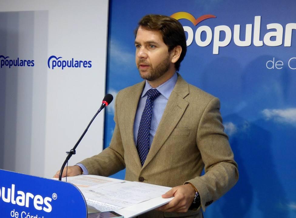 """El PP de Córdoba considera como """"otro ataque a los ayuntamientos"""" los Presupuestos Generales del Estado"""