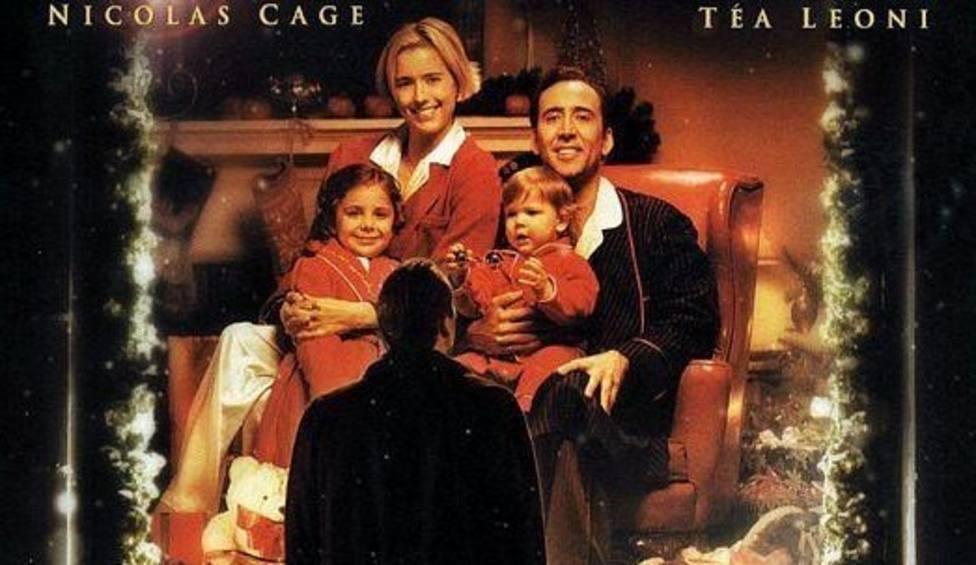 """Hoy, en TRECE, el mejor cine navideño con """"Family man"""", de Brett Ratner, a las 14:30h"""