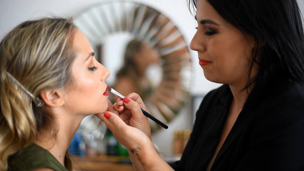 ¿Cómo se maquillarán las novias este 2021? Foto Cristina Lobato