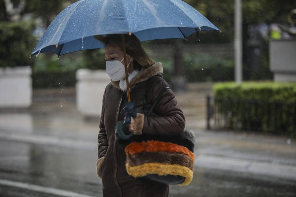 La borrasca Gaetan traerá persistentes lluvias que acelerarán el deshielo