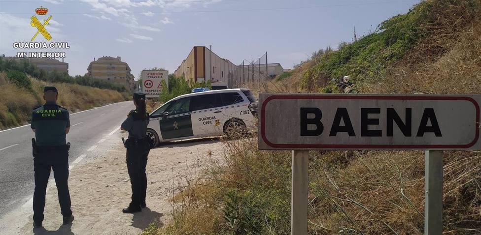 A prisión un varón acusado de ocho robos en un estanco, una gasolinera y la residencia de Baena