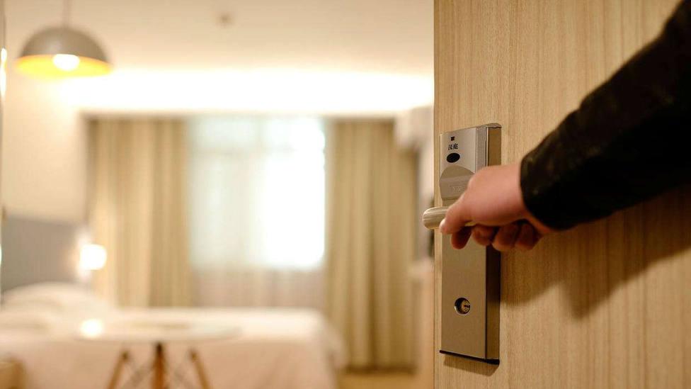Los hoteles en Euskadi registran una caída de más del 70% por la pandemia