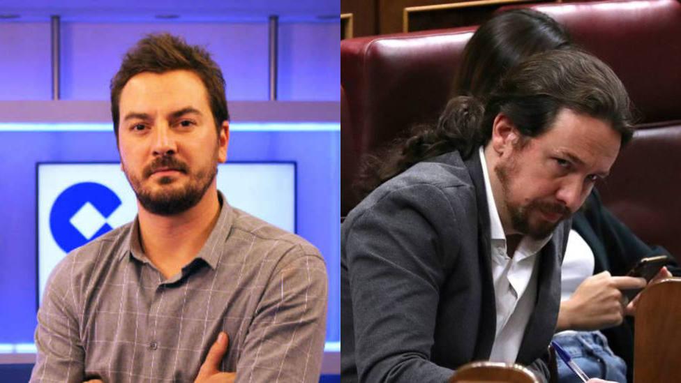 Jorge Bustos apunta a lo que podría tramar Podemos: Les veo sospechosamente silenciosos