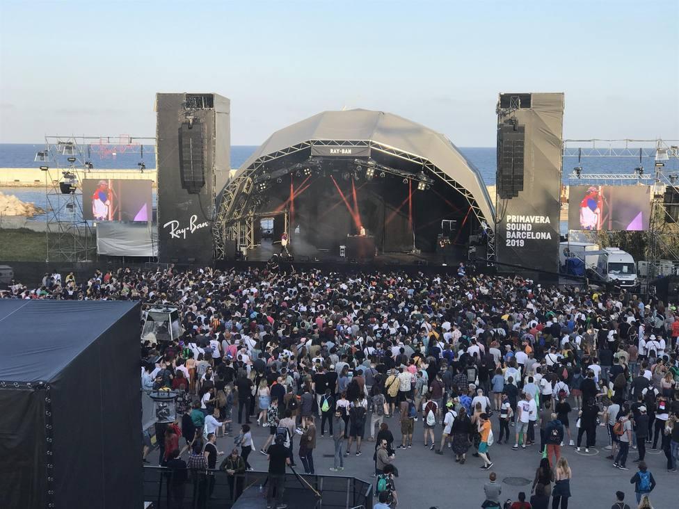 El Primavera Sound aplaza su edición a 2022
