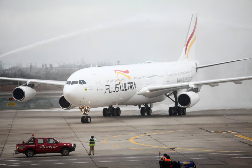 Así es la rescatada Plus Ultra, la aerolínea vinculada a Maduro que Moncloa considera estratégica