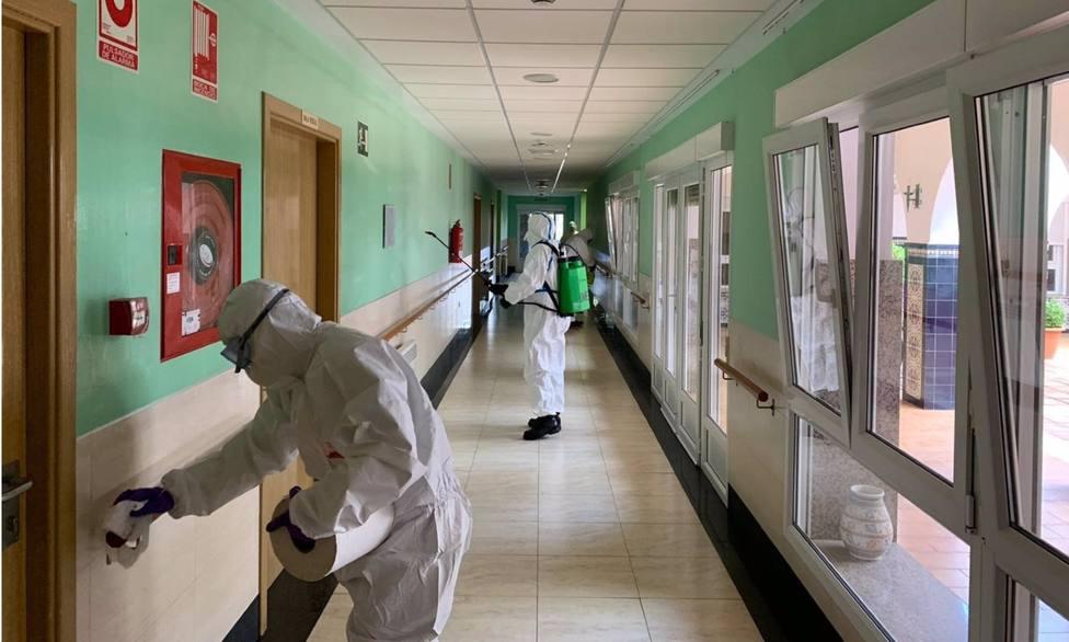 El informe de Defensa sobre Balmis no alude a ninguna relación con Iglesias para la desinfección de residencia