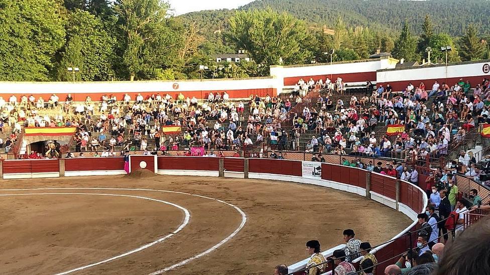 La plaza de toros segoviana de El Espinar acogerá la final del Certamen de Novilladas de Castilla y León