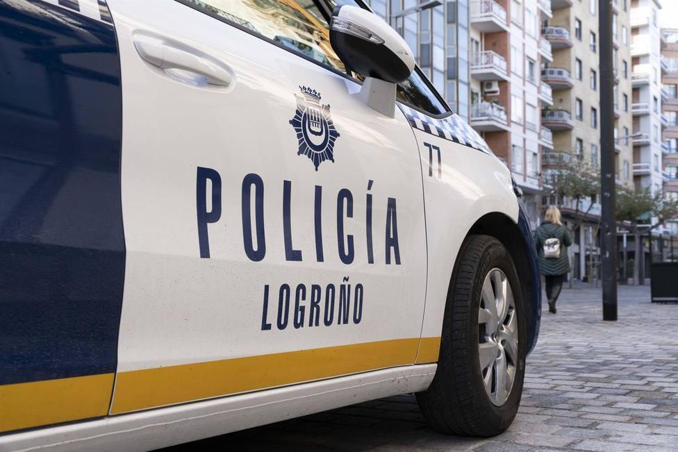 Detenido en Logroño al tratar de acuchillar a su vecino en una reyerta en el rellano de una vivienda