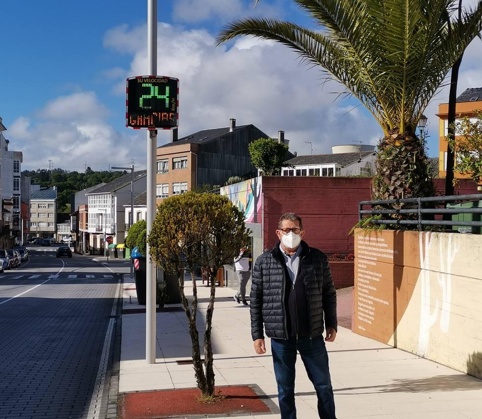 El concejal pontés Moncho Alonso. FOTO: Concello de As Pontes