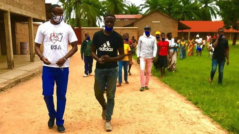 La labor de los religiosos agustinos para curar las heridas de los niños soldado en el Congo
