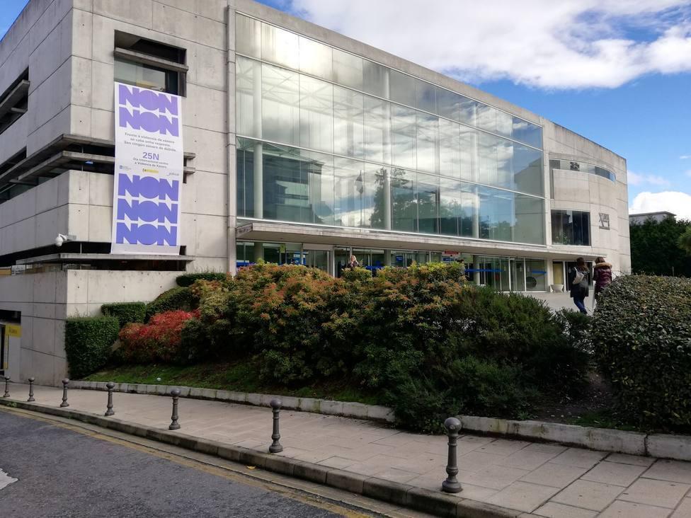 Edificio multiusos de la Xunta de Galicia en Lugo
