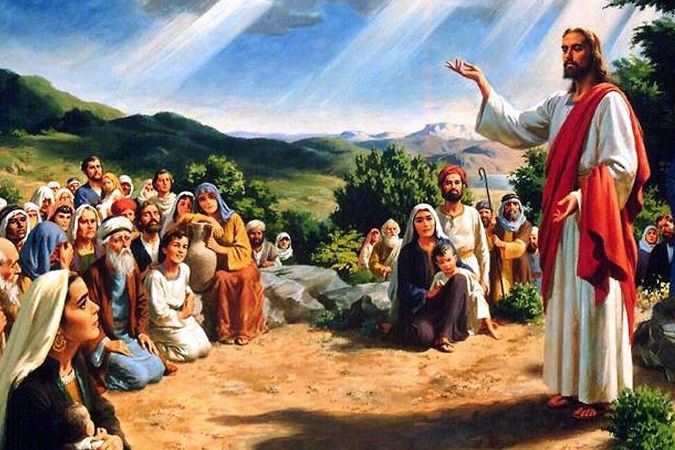 """""""Si perdonáis a los demás sus culpas, también vuestro Padre del cielo os perdonará a vosotros"""""""
