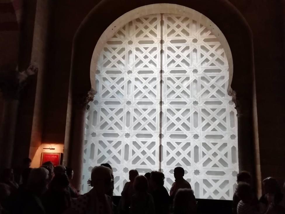 Bellido espera poder compatibilizar la sentencia sobre la segunda puerta de la Mezquita con su uso cofrade