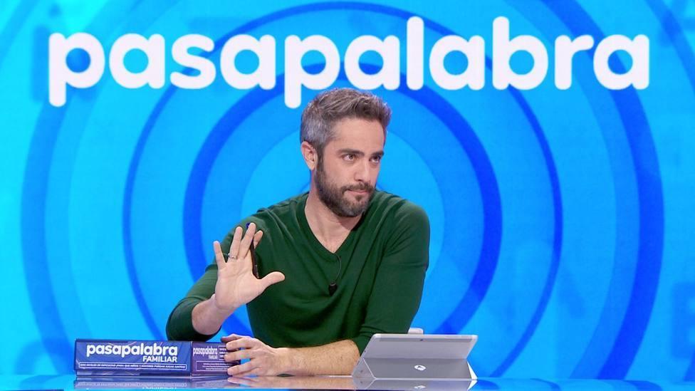 Roberto Leal, presentador de Pasapalabra, manda un recado a Peleteiro tras su medalla: Ya lo sabías