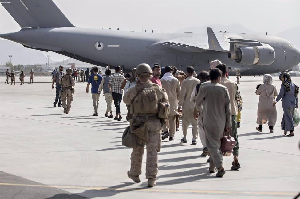 Reino Unido informa de un total de 6.631 evacuados de Afganistán