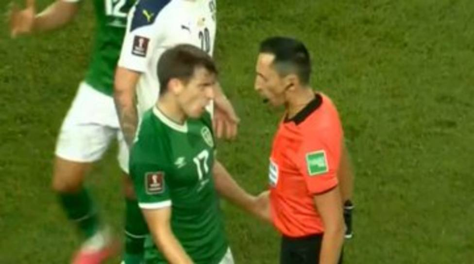 Irlanda del Norte empata contra Serbia con el arbitraje de Sánchez Martínez
