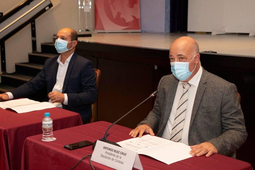 La Diputación aúna esfuerzos con las siete mancomunidades y Fundecor para la dinamización de economía social