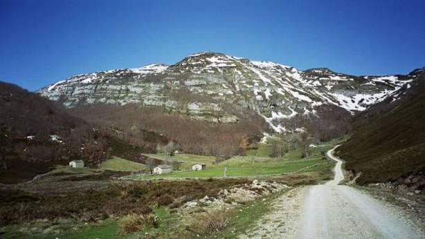 Muere un montañero en Castro Valnera (Burgos)