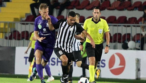6fba74734988a El conjunto húngaro remontó un 3-1 del partido de ida y se enfrentará al Sevilla  en la Q2 de la Europa League. La ida