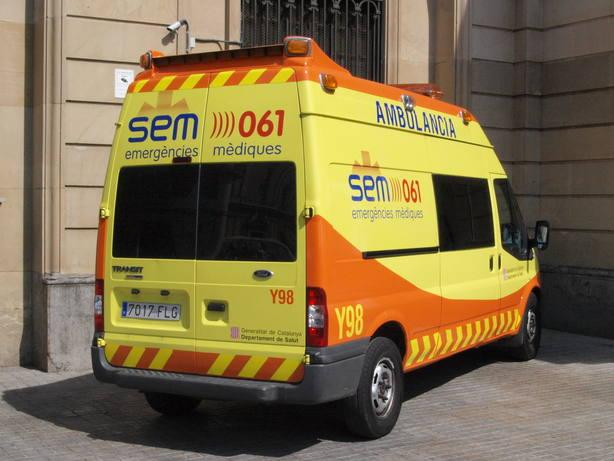 Una mujer embarazada de 6 meses muere atropellada en Barcelona