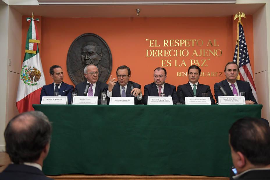 México celebra acuerdo comercial con EE.UU y prioriza incorporación de Canadá
