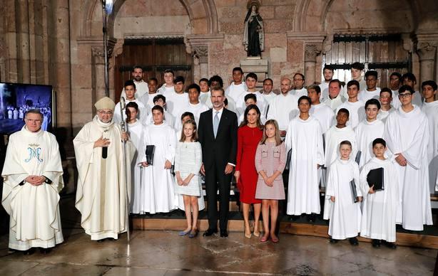 Actos conmemorativos de la Coronación de la Virgen de Covadonga