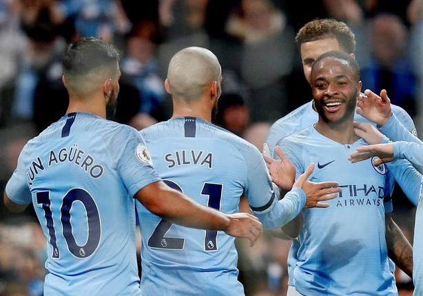 (Crónica) El Manchester City, líder en solitario tras exhibirse ante el Southampton