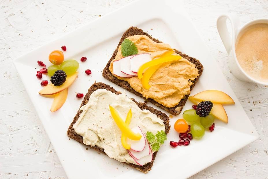 Desayuno. Imagen de recurso