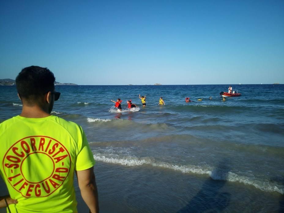 El número de fallecidos por ahogamiento en 2018 disminuye en 11 comunidades autónomas y aumenta en 6 respecto a 2017