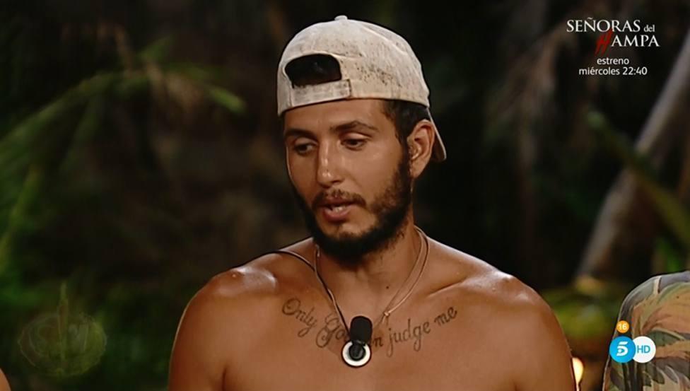 Supervivientes: las aplaudidas palabras de Omar Montes contra Colate