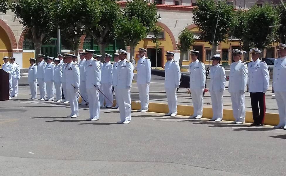 Zarco Gil asume el mando de la Flotilla de Submarinos